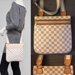 Louis Vuitton Azur bag Adjustable Strap